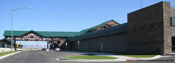 Helena Airport Terminal