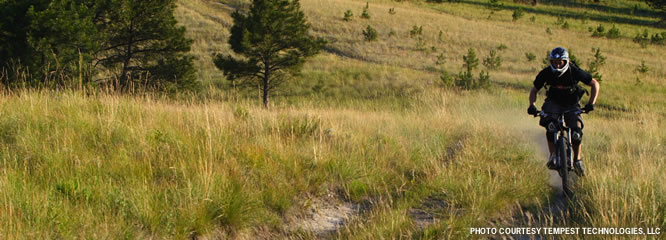 Helena Recreation Mountain Biking