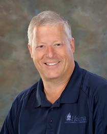 Mike Mergenthaler, Vice President/CVB President