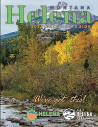 Helena Montana Vacation Guide Cover