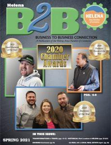 B2B Magazine Cover