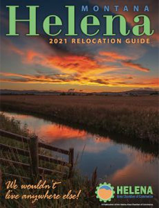 Helena Relocation Guide Cover